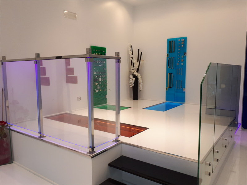 Decoracion Con Vidrio Cristaleria Ramos - Vidrio-decoracion