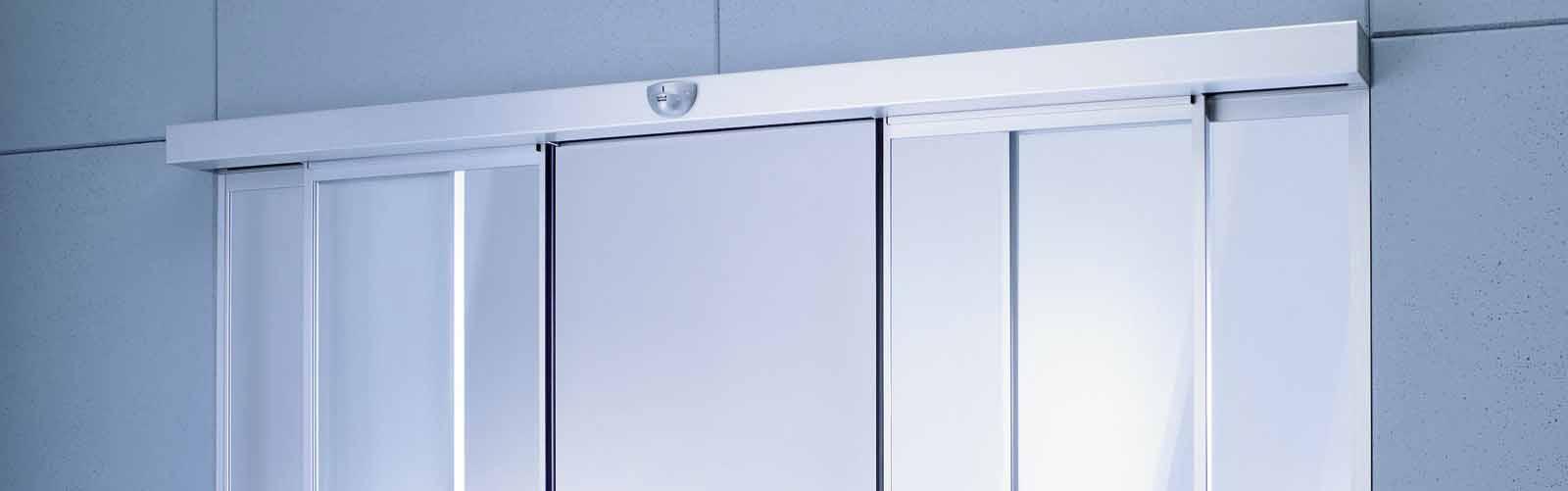puertas de cristal de cristalería ramos